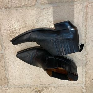 High End Ariat Booties